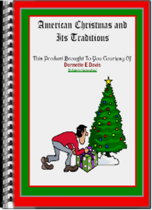 History of American Christmas Traditions eBook
