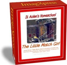 The Little Match Girl Mega Activity Gift Box