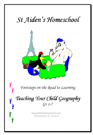 Teaching Your Gr1-6 Child Geography