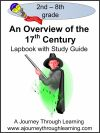 17th Century Lapbook with Study Guide - #GetItFree #Homeschool @CurrClick_Leah