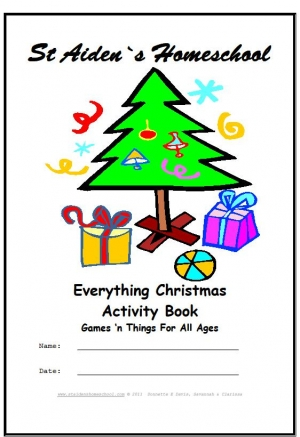 Everything Christmas free PDF ebook for kids
