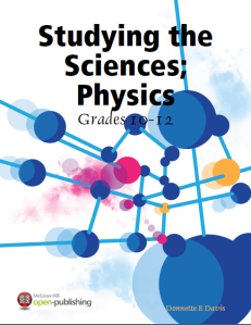 Studying the Sciences, Physics, Grades 10-12